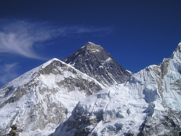 Mount Everest Cover Photo